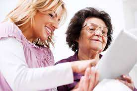 In Home Caregiver for Senior Home Care