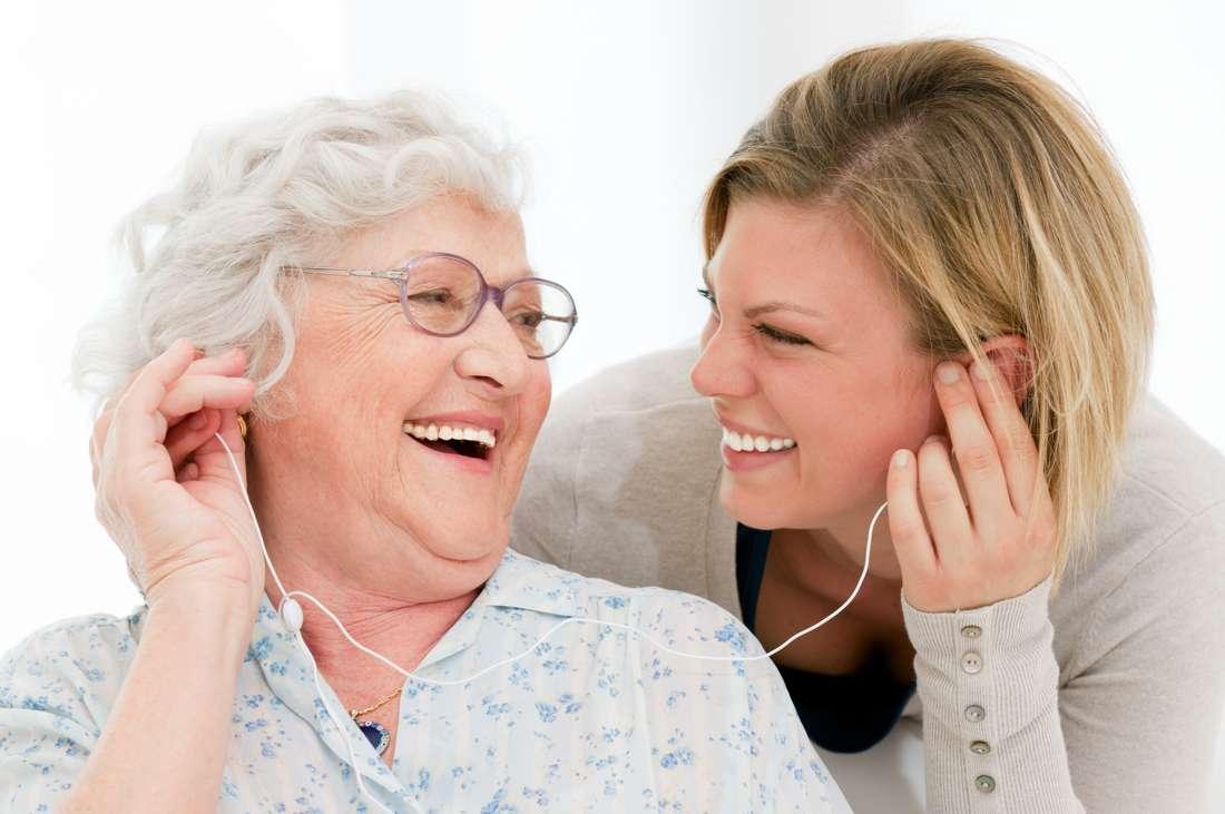 Elderly Companion Service