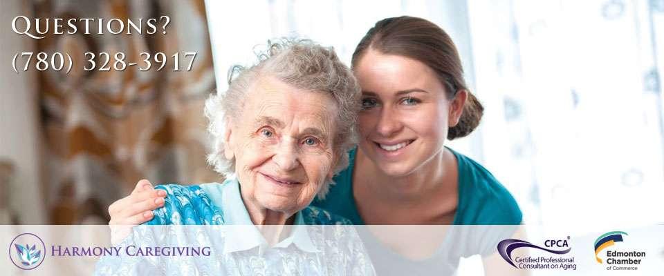private inhome care services in edmonton, alberta