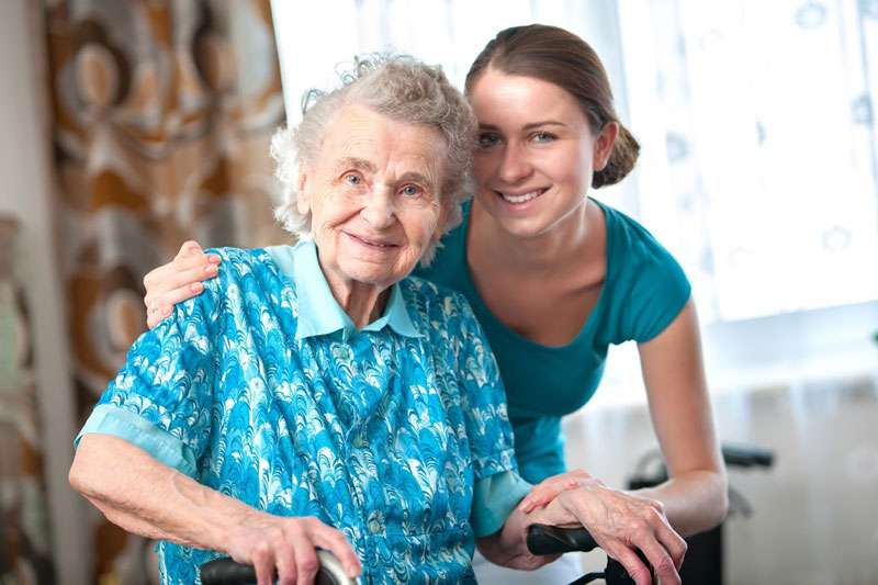 senior care home care dementia care caregivers in edmonton