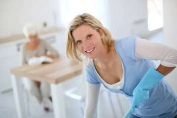 Edmonton Senior Home Cleaning Services