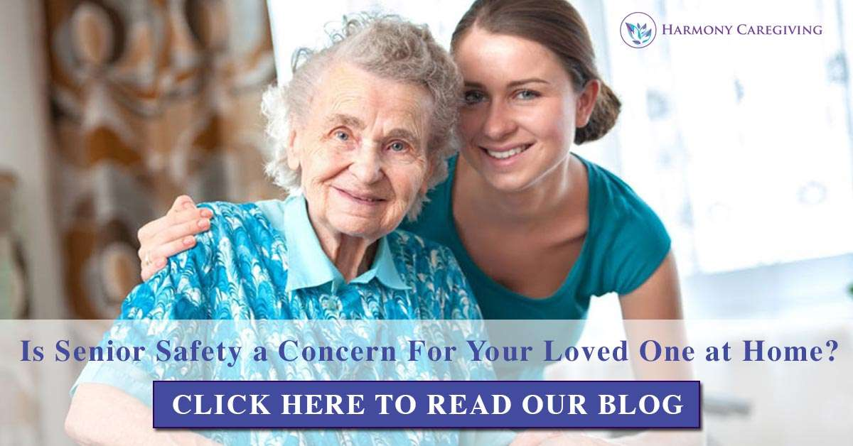 Is Senior Safety a Concern For Your Loved One at Home?